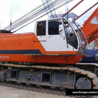IHI DCH900 (1998) – 90T Heavy Duty Piling Crane