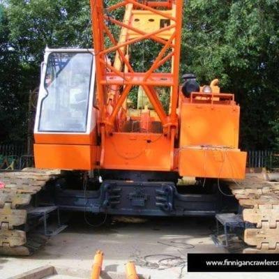 IHI DCH800 crawler crane