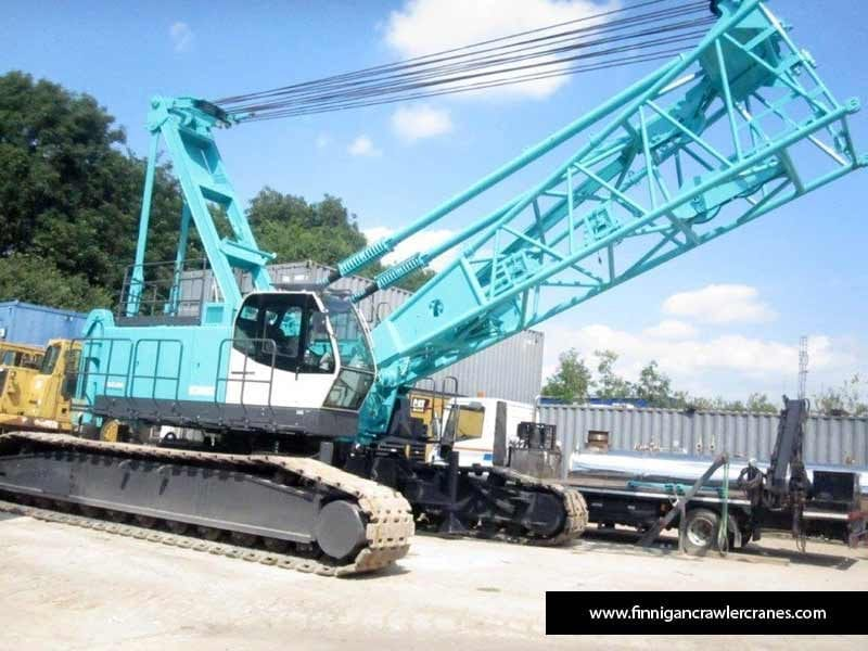 Kobelco CKE1350 No  GN03 – 02298   Finnigan Crawler Cranes