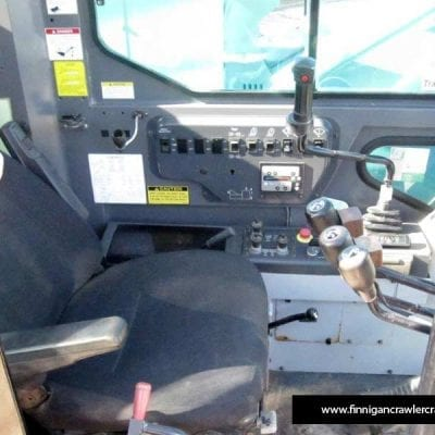 BME800HD crawler crane