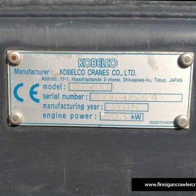 Kobelco CKE800G-80t